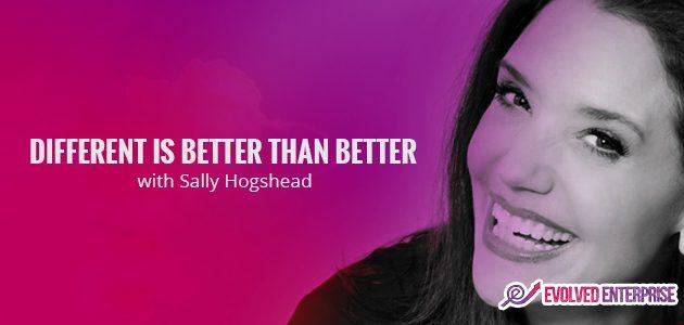Sally hogshead age